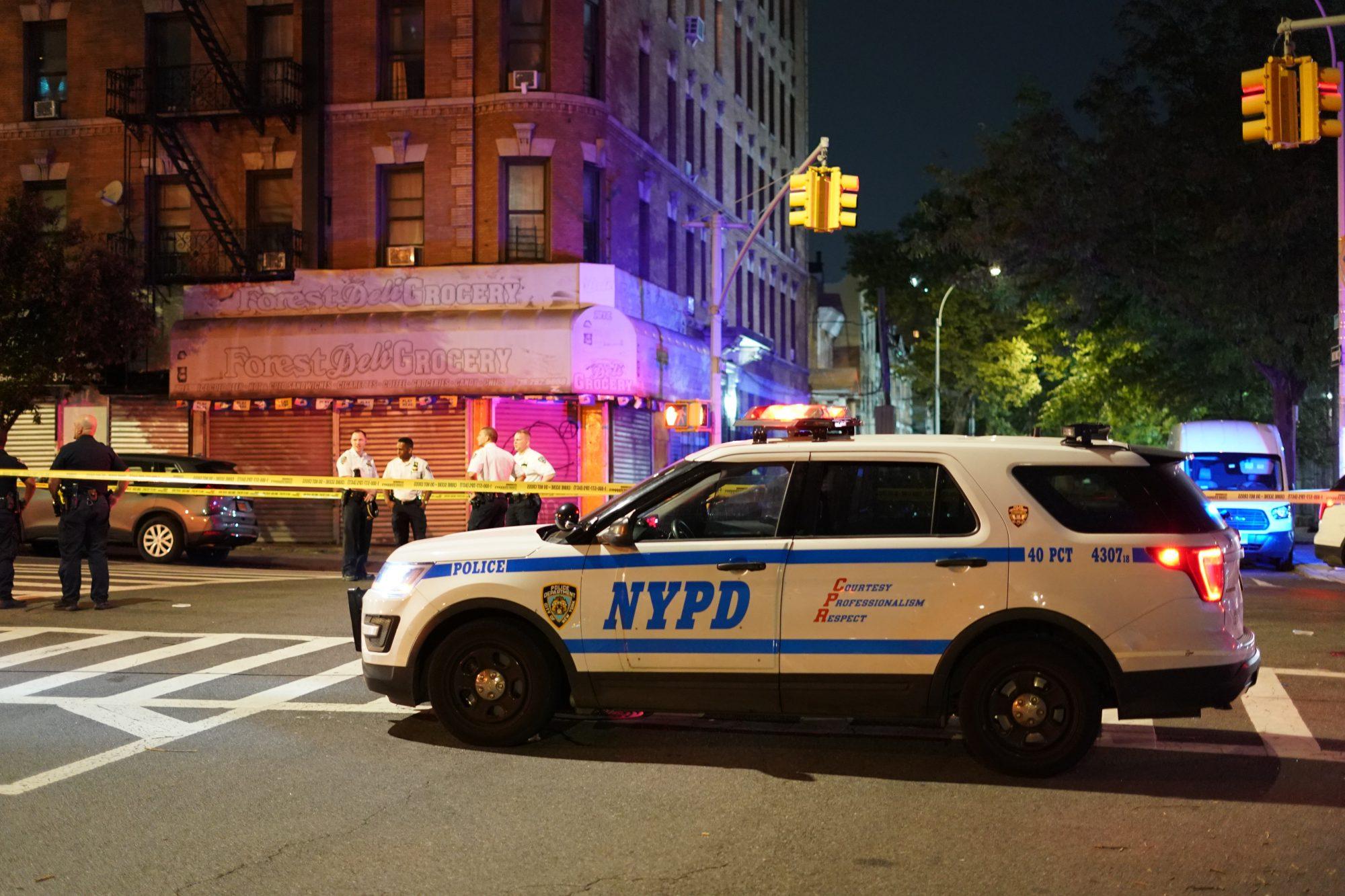 More than 40 hurt or killed in bloody week of NYC shootings