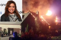 Fire at Rachael Ray's upstate mansion started in chimney: officials