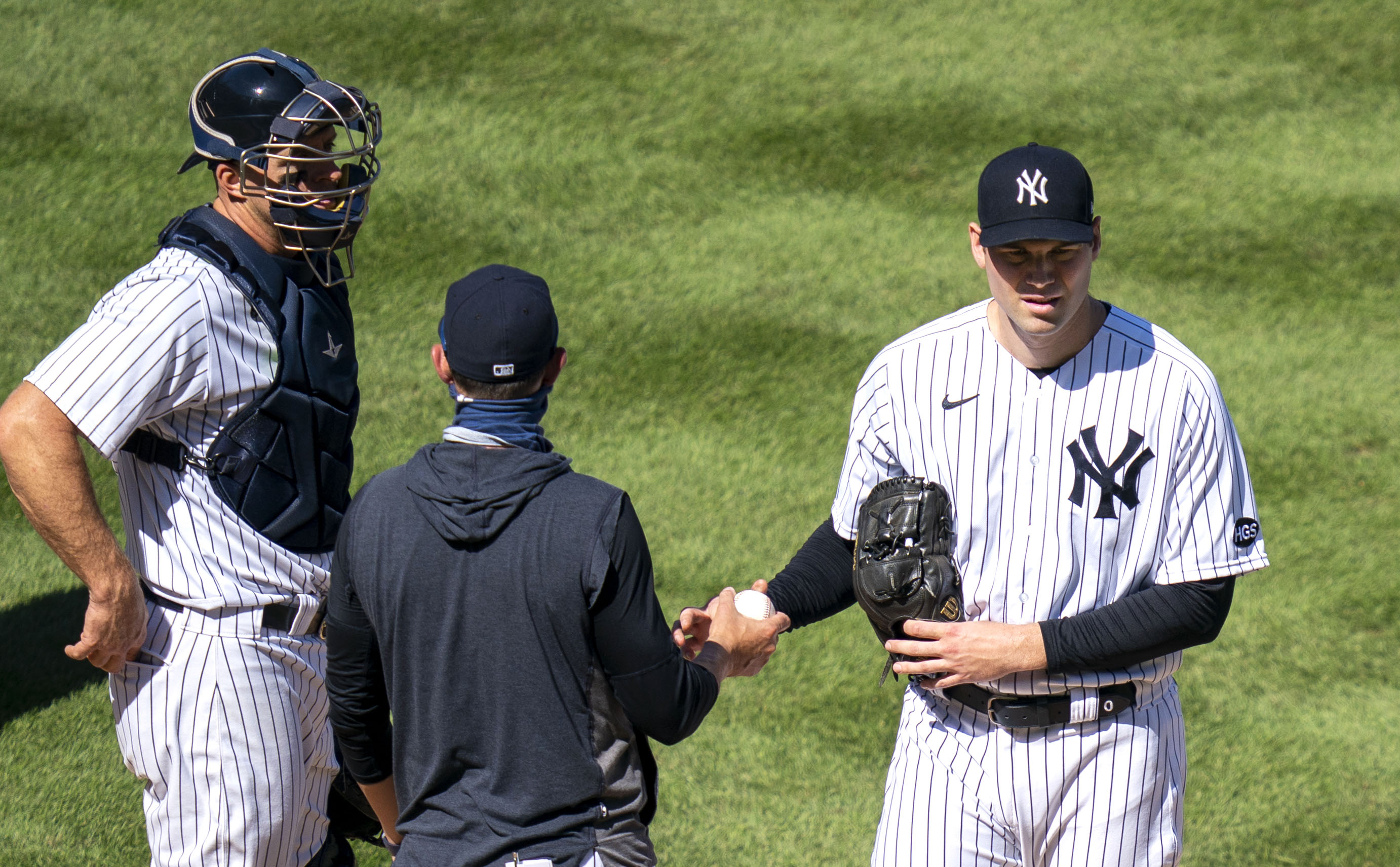 Yankees must persevere before they get another shot at Rays