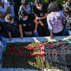 Kurdish human rights lawyer Ebru Timtik dies after 238-day hunger strike