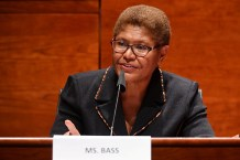 Rumored Biden VP Pick Karen Bass Retracts Controversial Remarks where she Praised the Church of Scientology in 2010 and Sympathized with Cubans Over Death of Fidel Castro