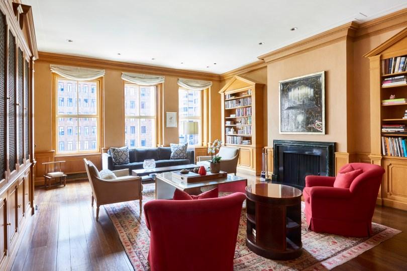steven mnuchin 740 park avenue apartment for sale