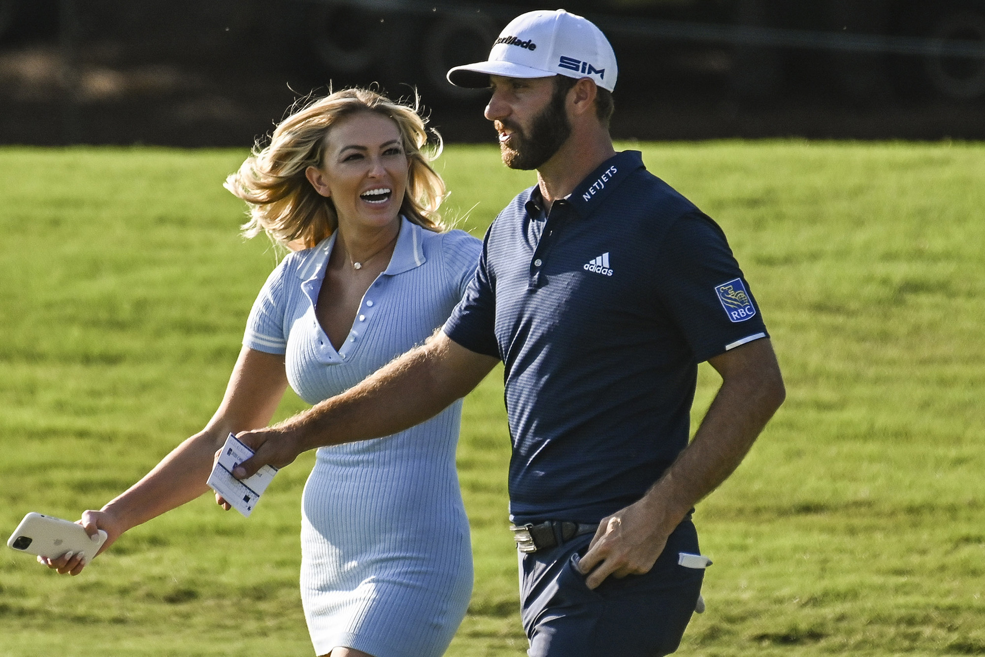 Dustin Johnson talks Paulina Gretzky romance ahead of US Open