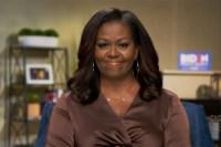Michelle Obama talks coronavirus, voting on Conan O'Brien