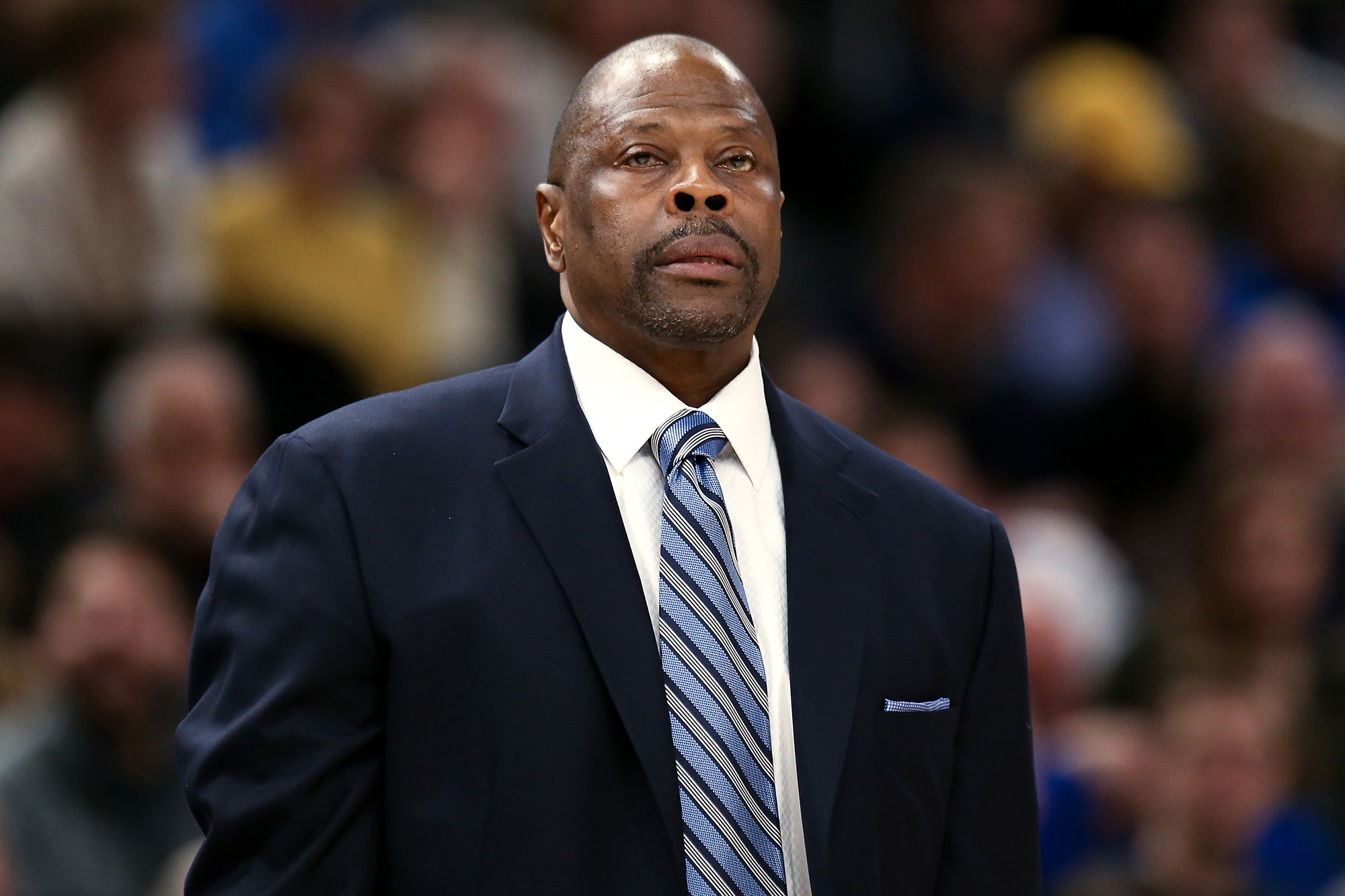 Patrick Ewing had blood clot during 'rough' COVID-19 battle