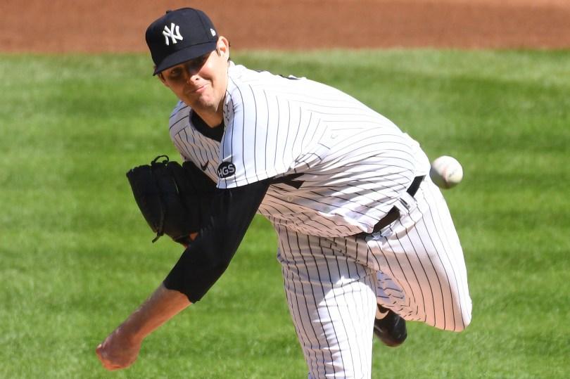 Yankees Jordan Montgomery MLB playoffs