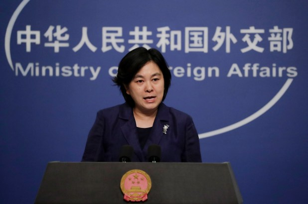 China delays press credential renewal for journalists at US outlets