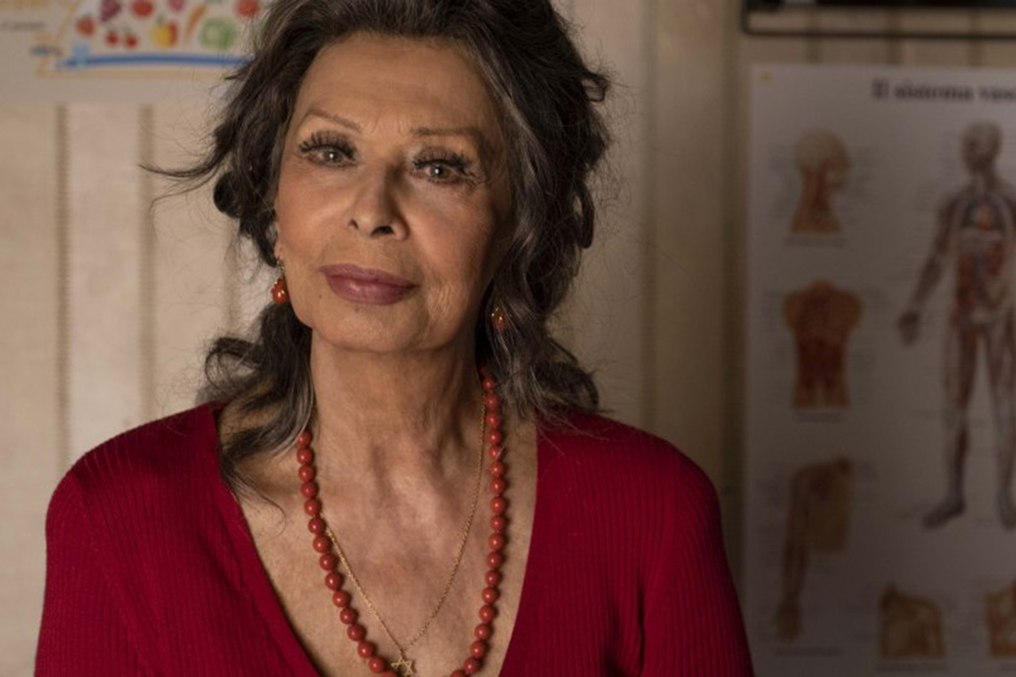 Sophia Loren to star in a movie for the first time in 10 years