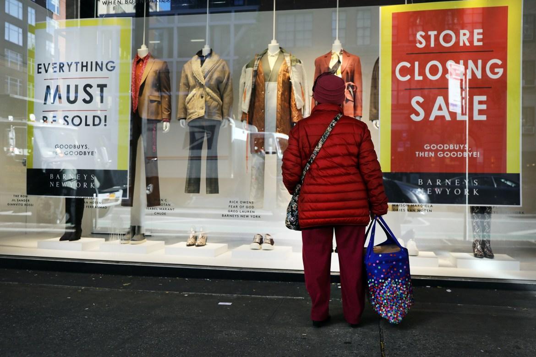 US retail store closures break record amid COVID-19 crisis 1