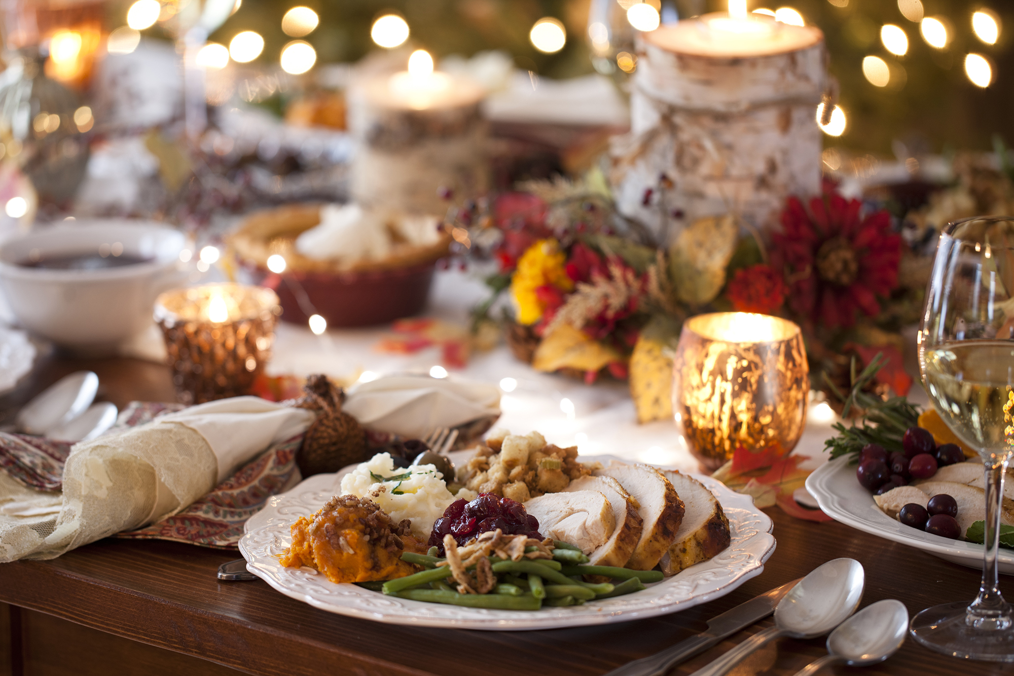 California Thanksgiving mandate: No more than three households can attend, dinner outside and six feet apart