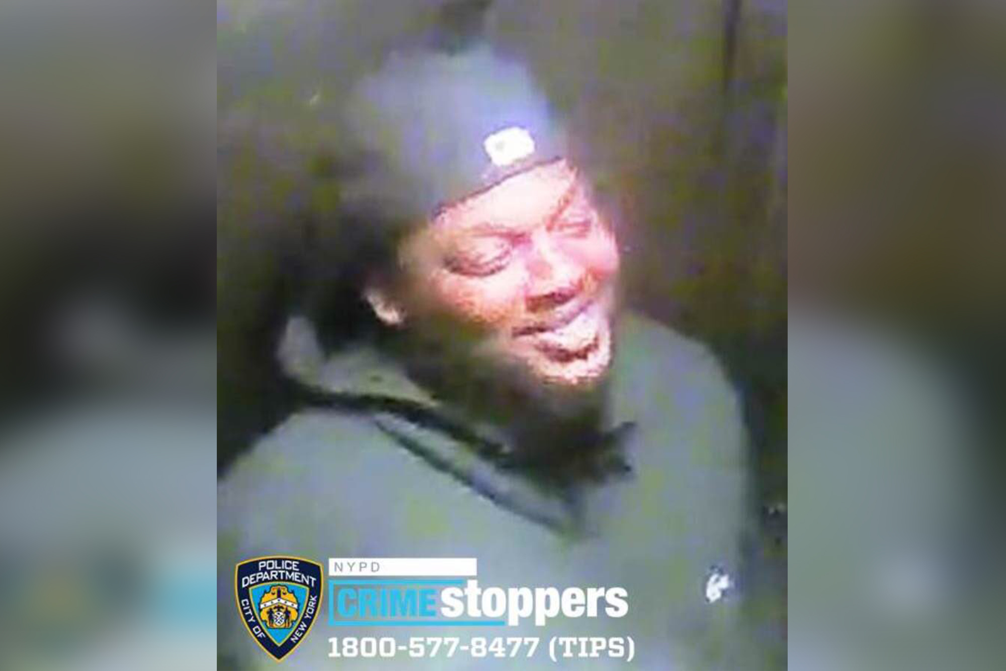 Suspect seen grinning minutes before shooting man in NYC: cops