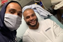Dak Prescott's Brother Shares Update from Hospital After Quarterback's Season-Ending Ankle Injury