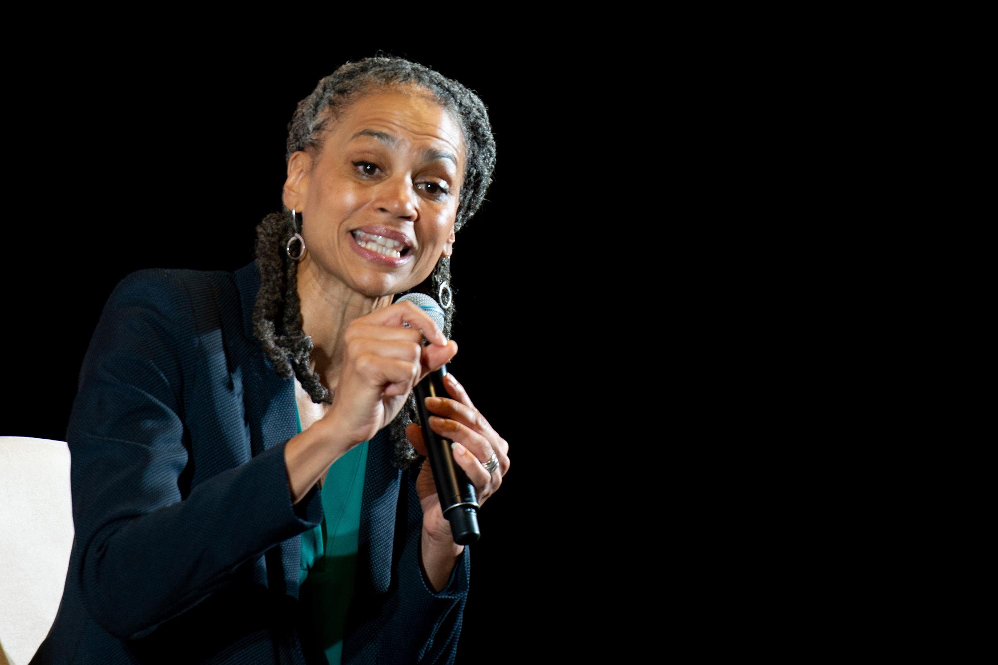 Former de Blasio lawyer Maya Wiley launches mayoral bid
