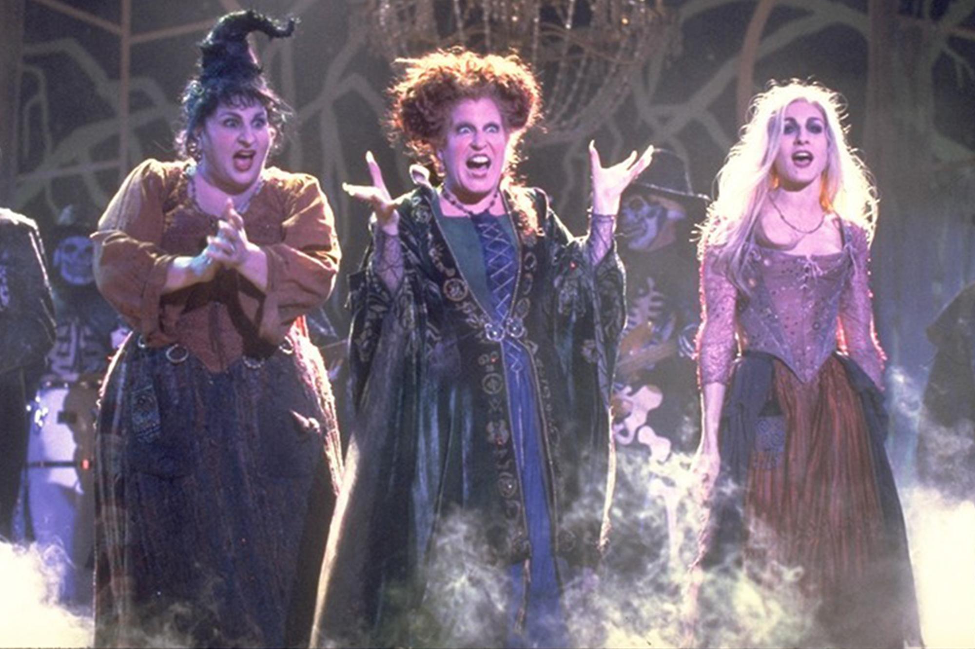 Bette Midler confirms 'Hocus Pocus' sequel with original cast