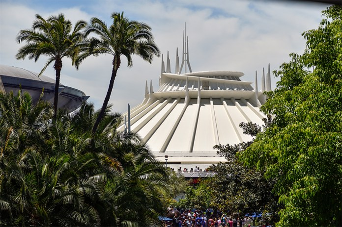 Disney's Space Mountain live-action movie in works