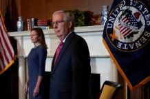 Sen. McConnell Says Amy Coney Barrett's Confirmation Hearings Will Begin Monday