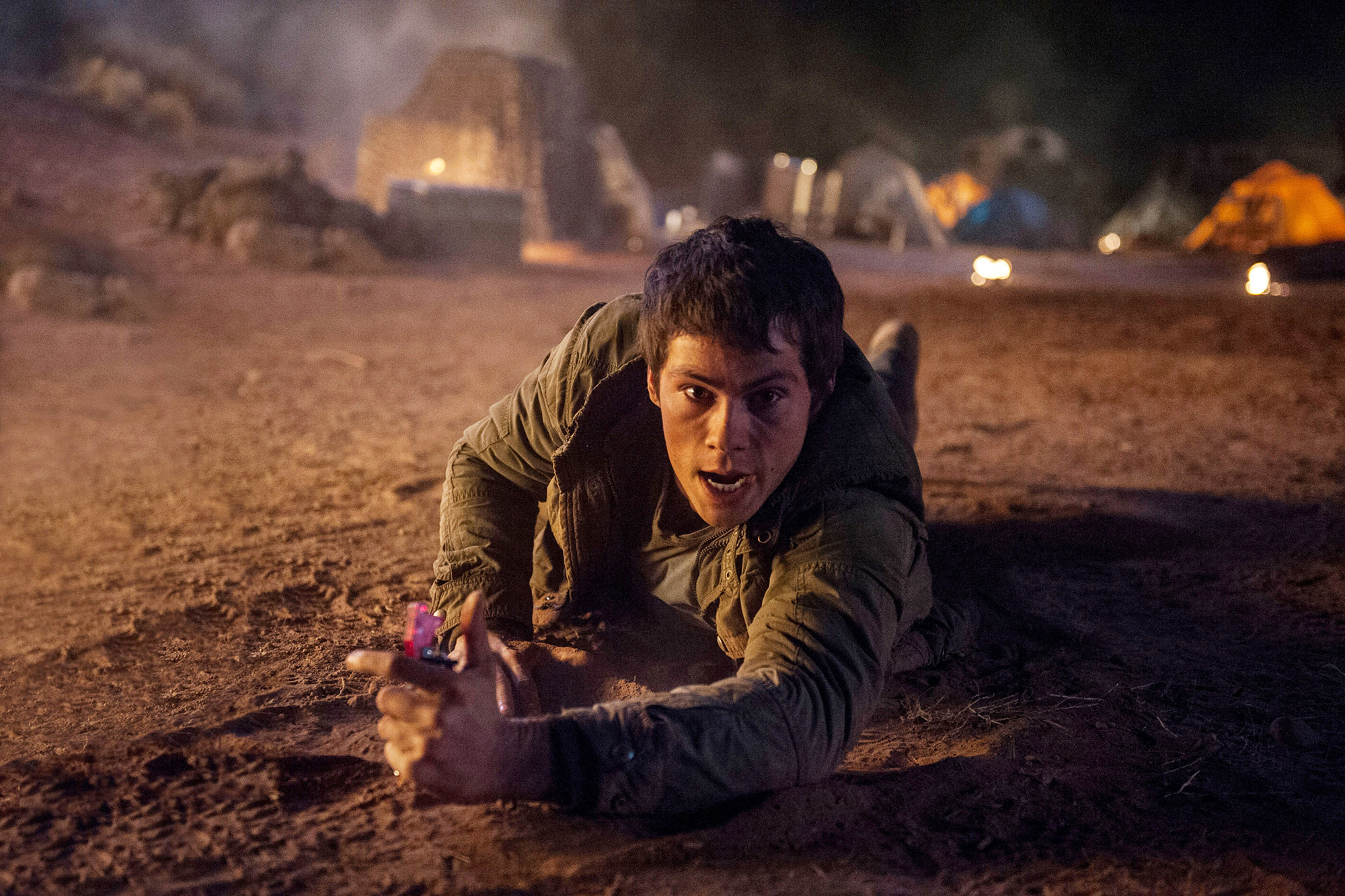 'Maze Runner' accident left me 'f–ked up'