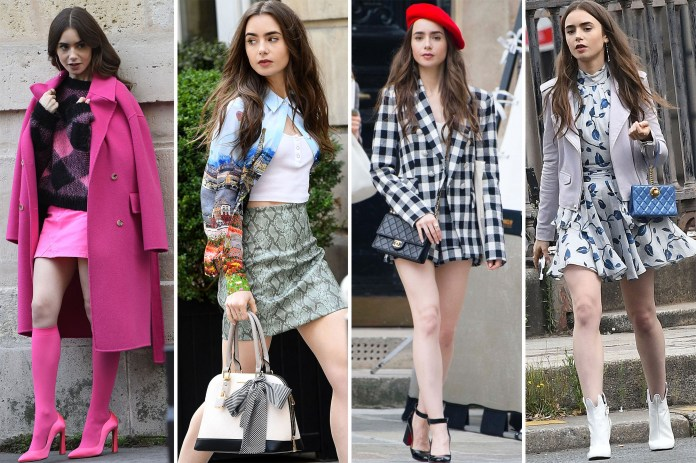 Patricia Field talks about dressing 'Emily in Paris'