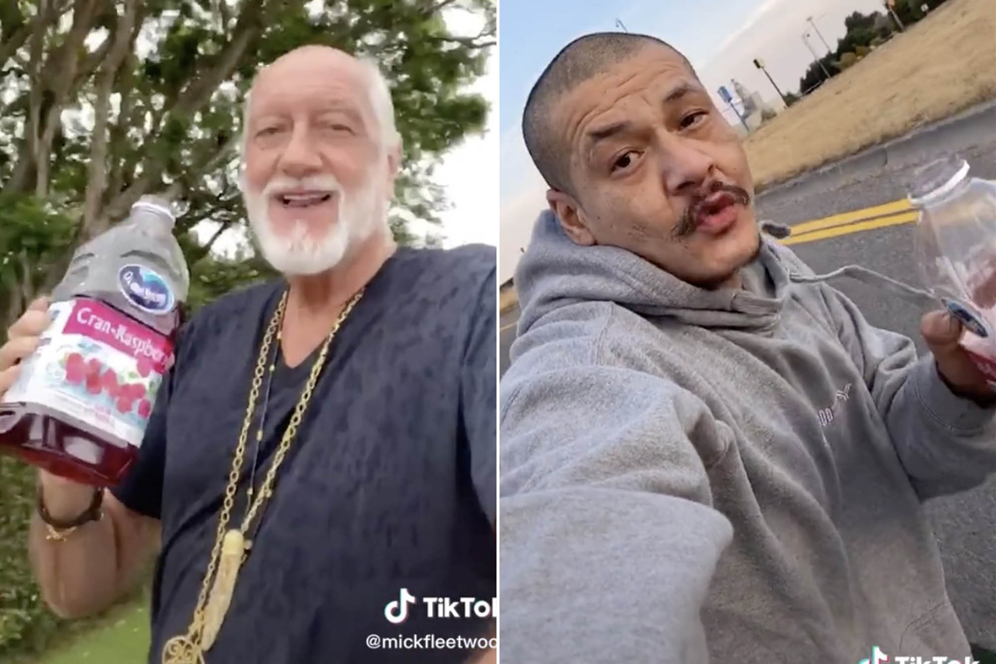 Fleetwood Mac founder recreates viral 'Dreams' TikTok video