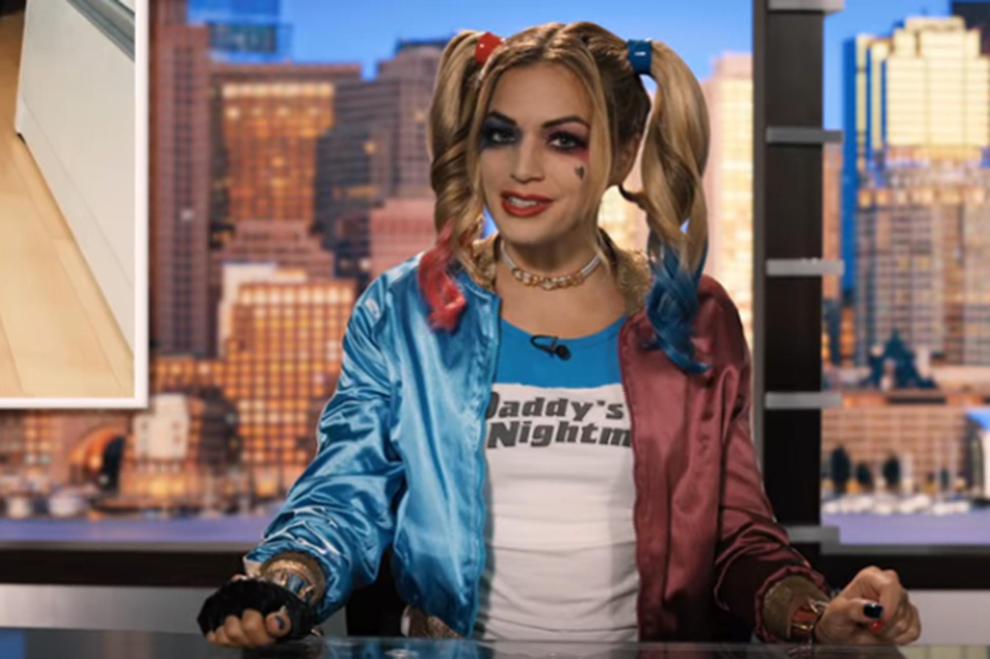 News anchor fired for cameo in Adam Sandler's 'Hubie Halloween'