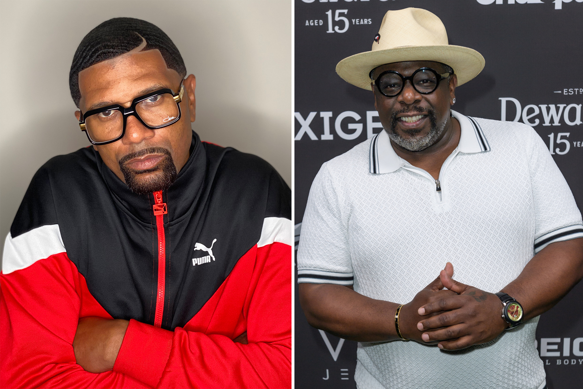 Jalen Rose on his longtime friend Cedric the Entertainer