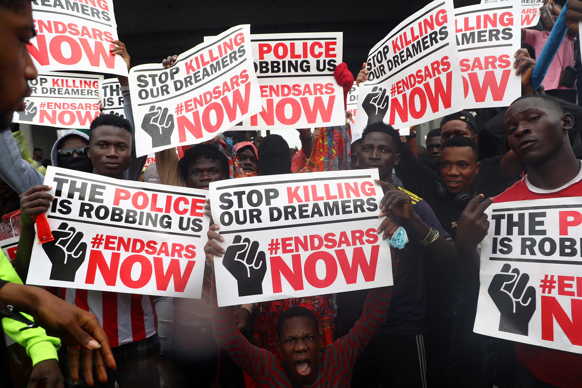 More Nigerian protests against police brutality as reforms fail to convince