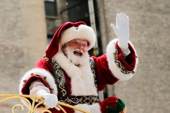 Virtual Santa Claus