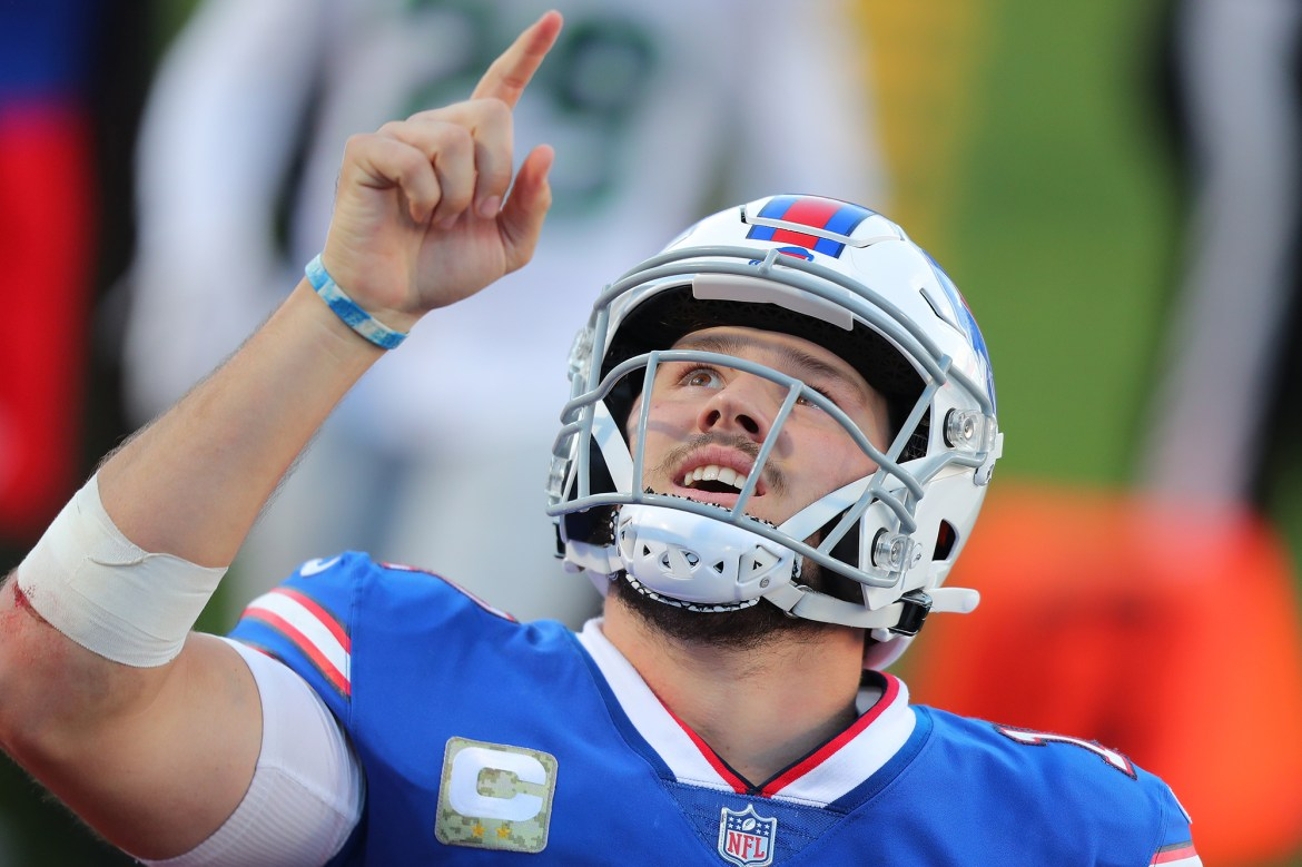 Bills can end 25-year playoff victory drought against Colts in Buffalo 1