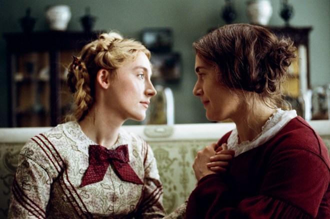 A lesbian romance turns rocky