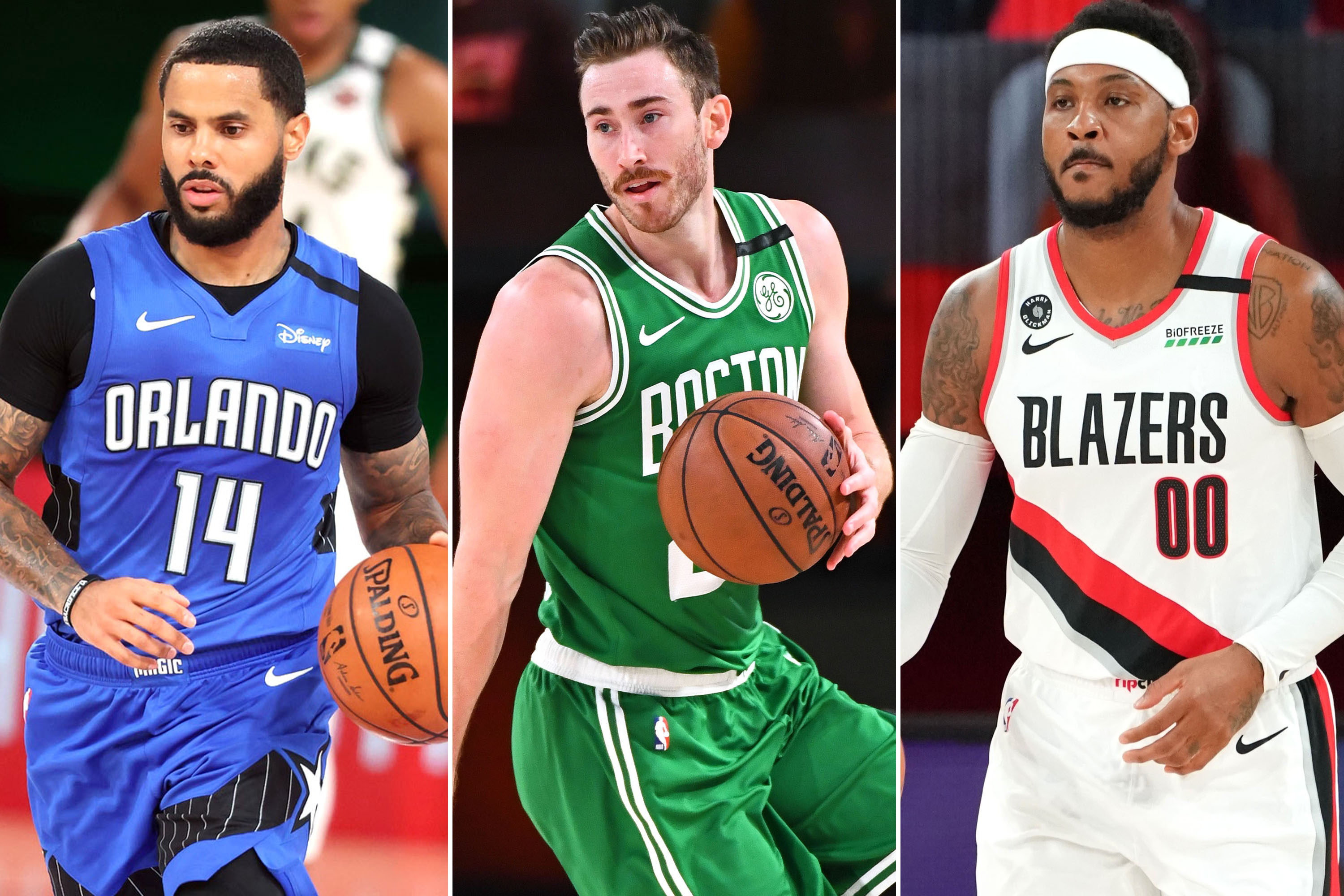 These three NBA free agents could be on Knicks' radar