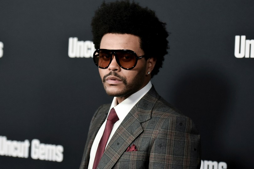 Music Grammy Nominations The Weeknd copy