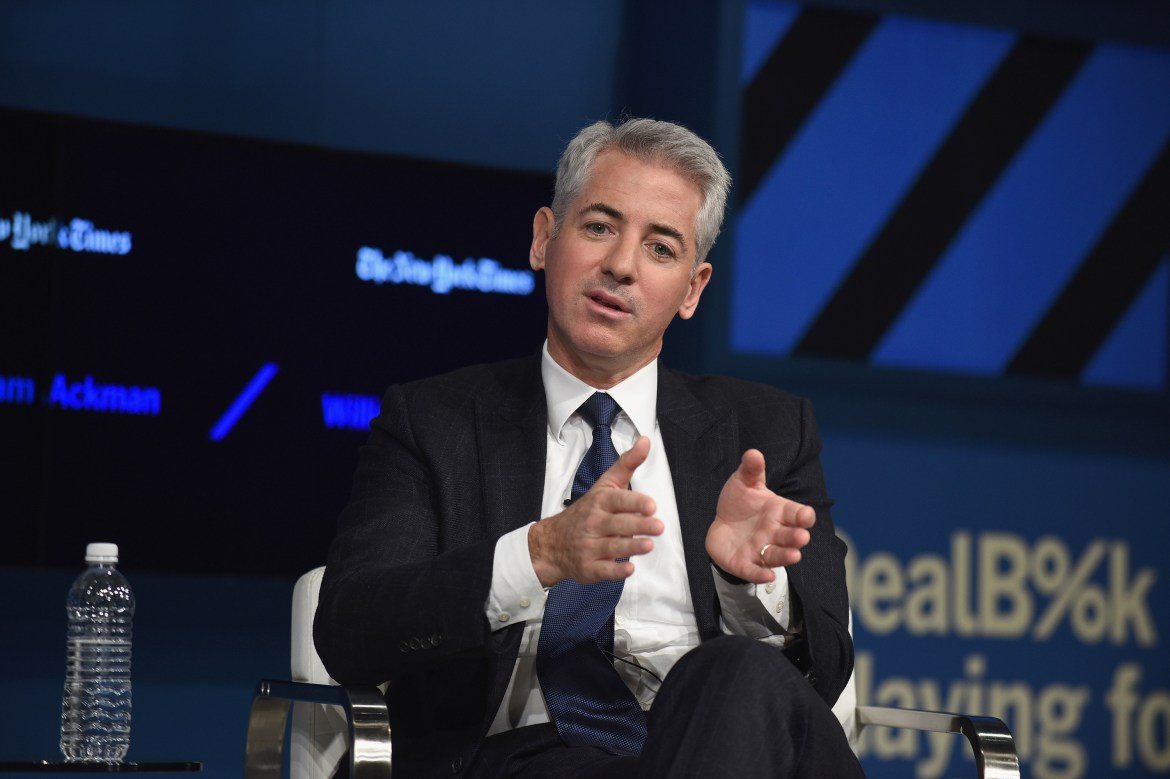 Bill Ackman 'bullish' on 2021 but sees volatility in coming months 1