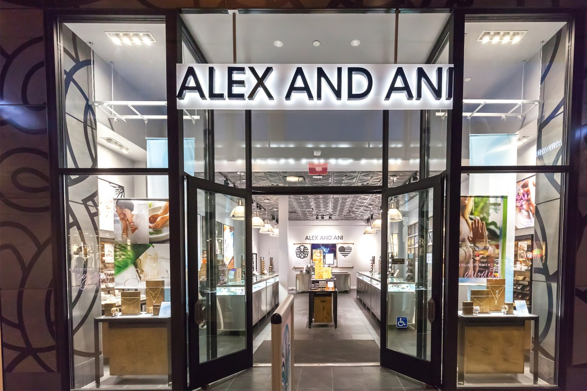 Jewelry chain Alex and Ani allegedly failed to give charity cash to ASPCA: lawsuit 1