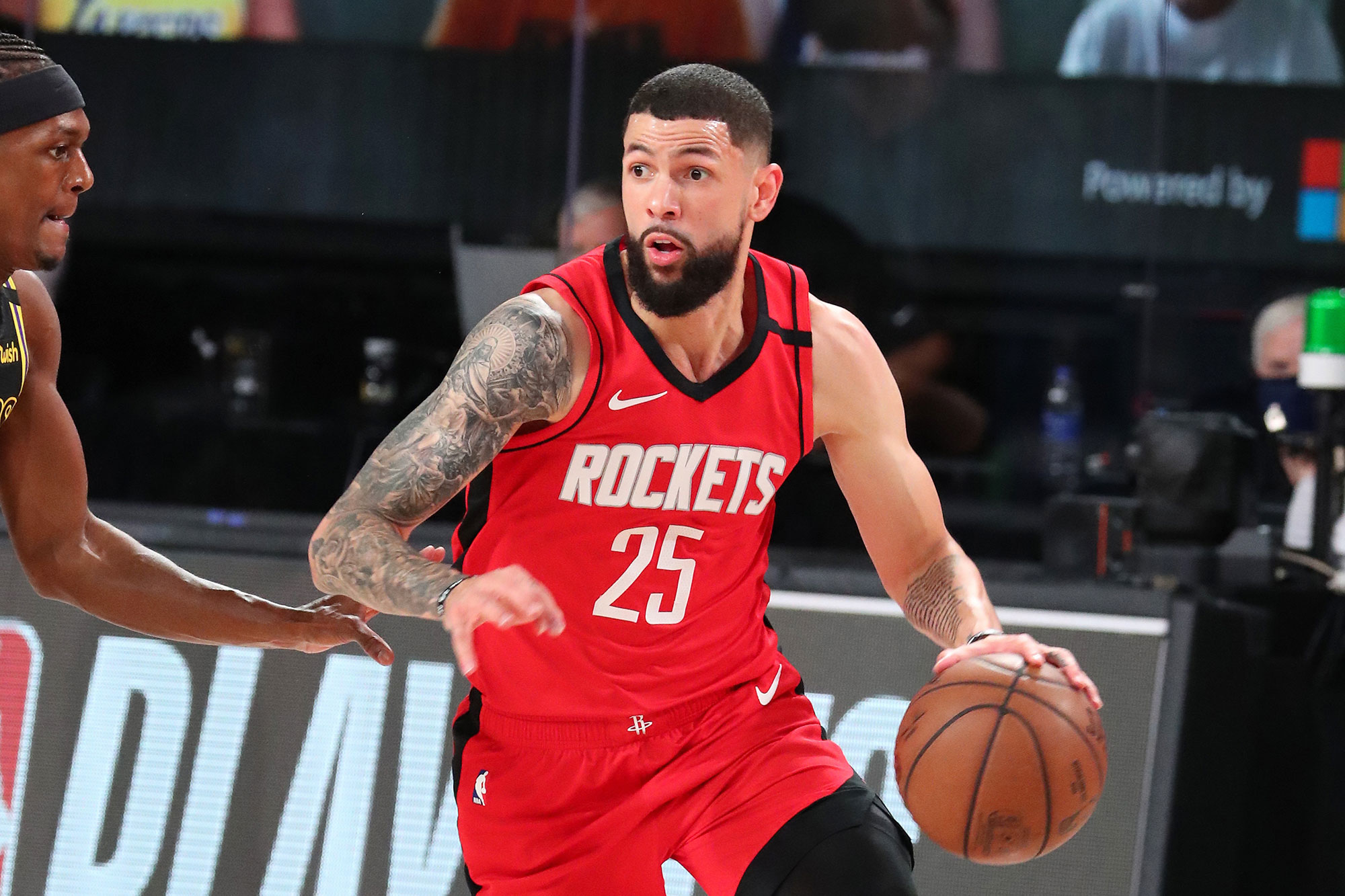Knicks Officially Sign Austin Rivers In Rockets Sign And Trade