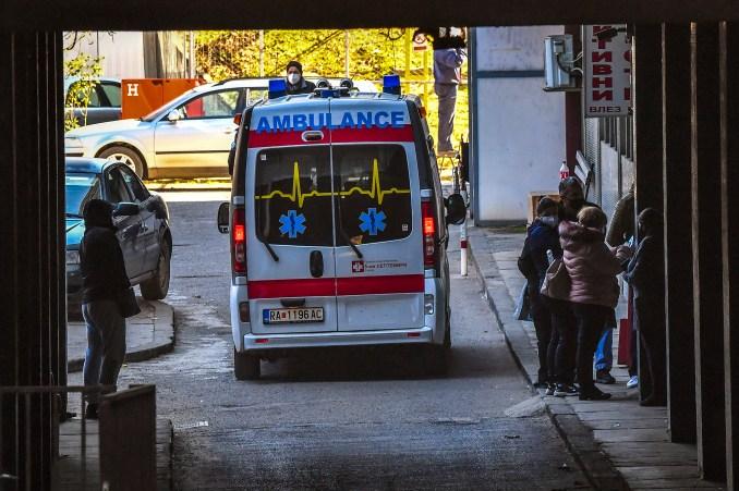 Coronavirus pandemic in North Macedonia