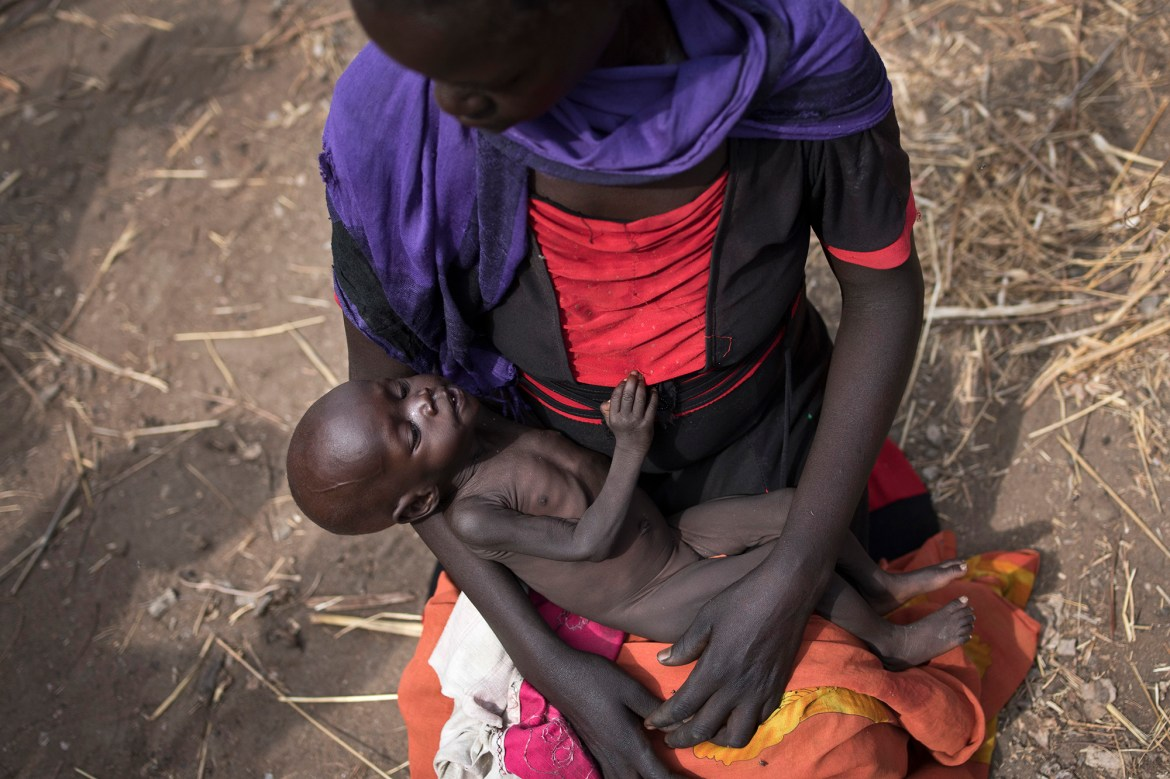 Warning of famine, UN releases $100M to seven countries 1