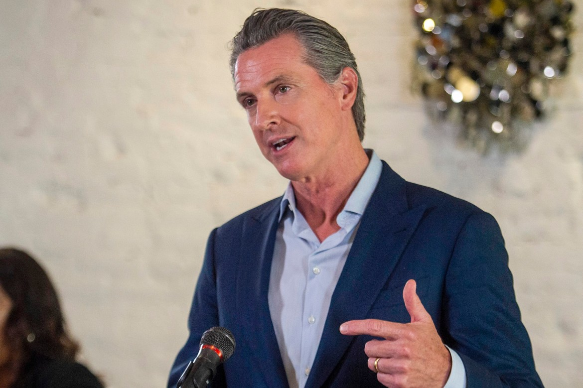 Gov. Newsom joined by California health execs at French Laundry dinner: report 1