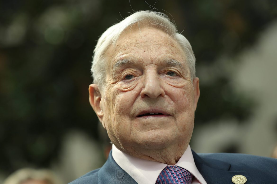 George Soros claims he regrets investing in Palantir as stock surges 1