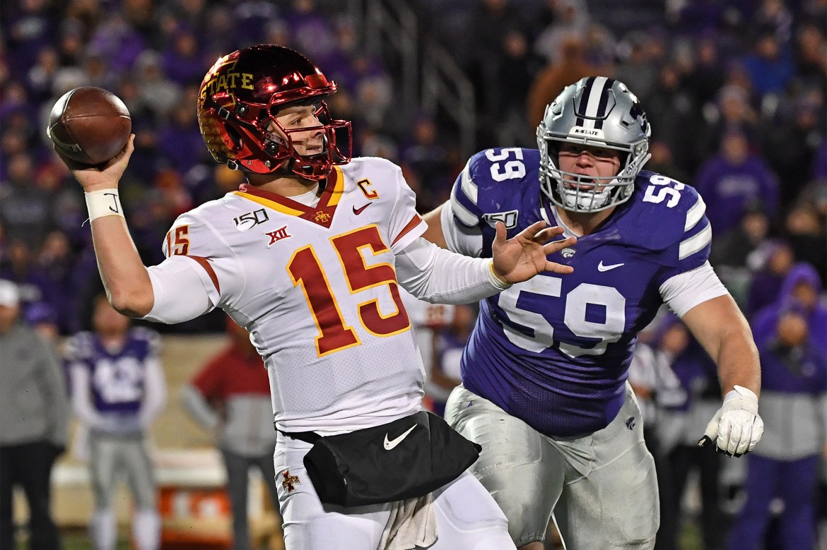 Kansas State vs. Iowa State line, prediction: Well-rested Wildcats will cover 1