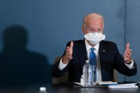 Joe Biden goes after CBS News' Bo Erickson over COVID question