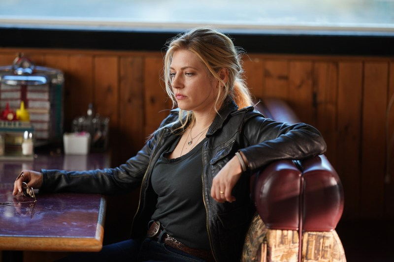 Katheryn Winnick says 'Big Sky' is full of 'drama and quirkiness'