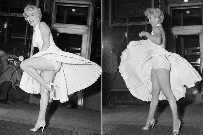 Marilyn Monroe bleached her hair 'down there,' says hairdresser
