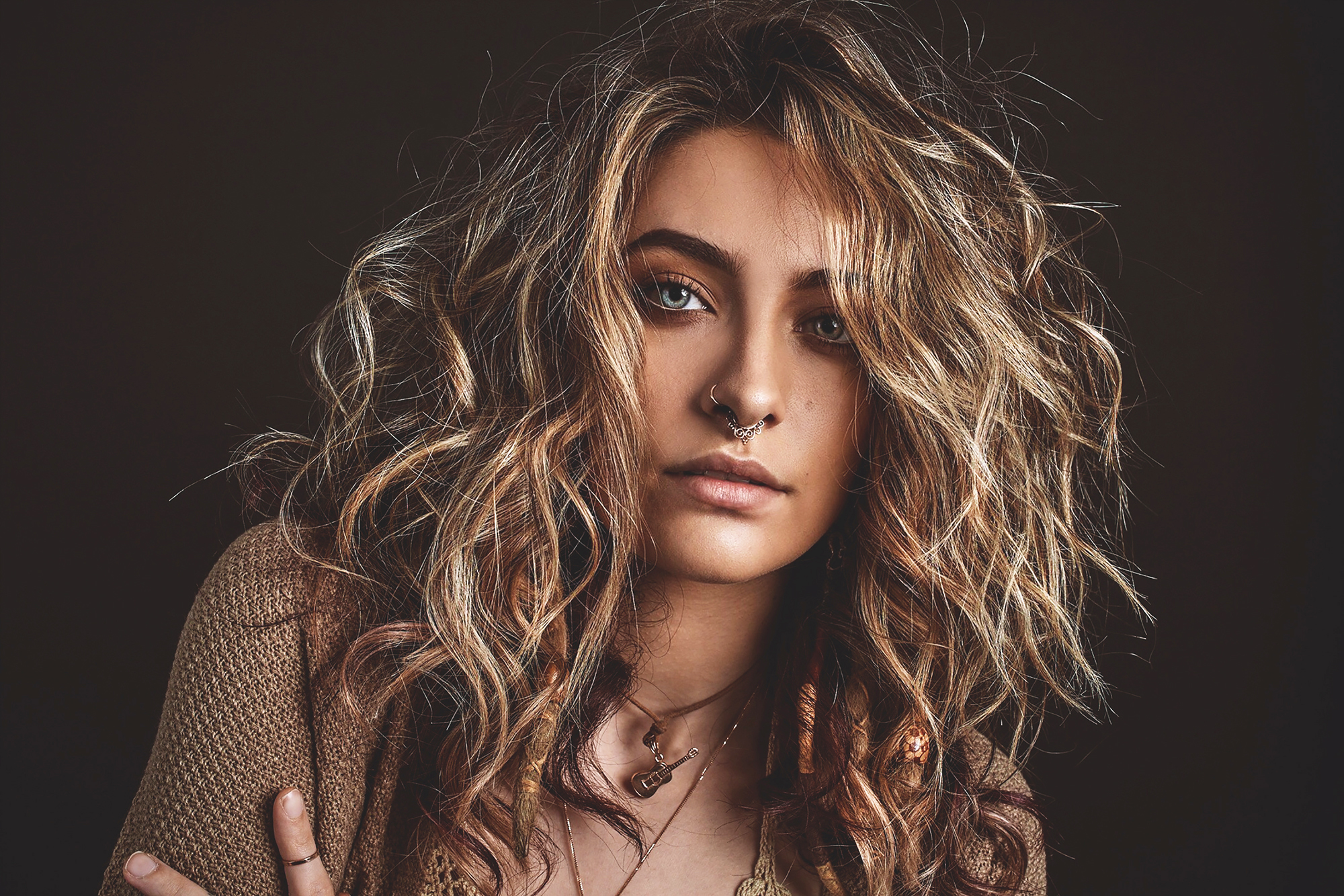 Paris Jackson sounds nothing like dad Michael on new album 'Wilted'