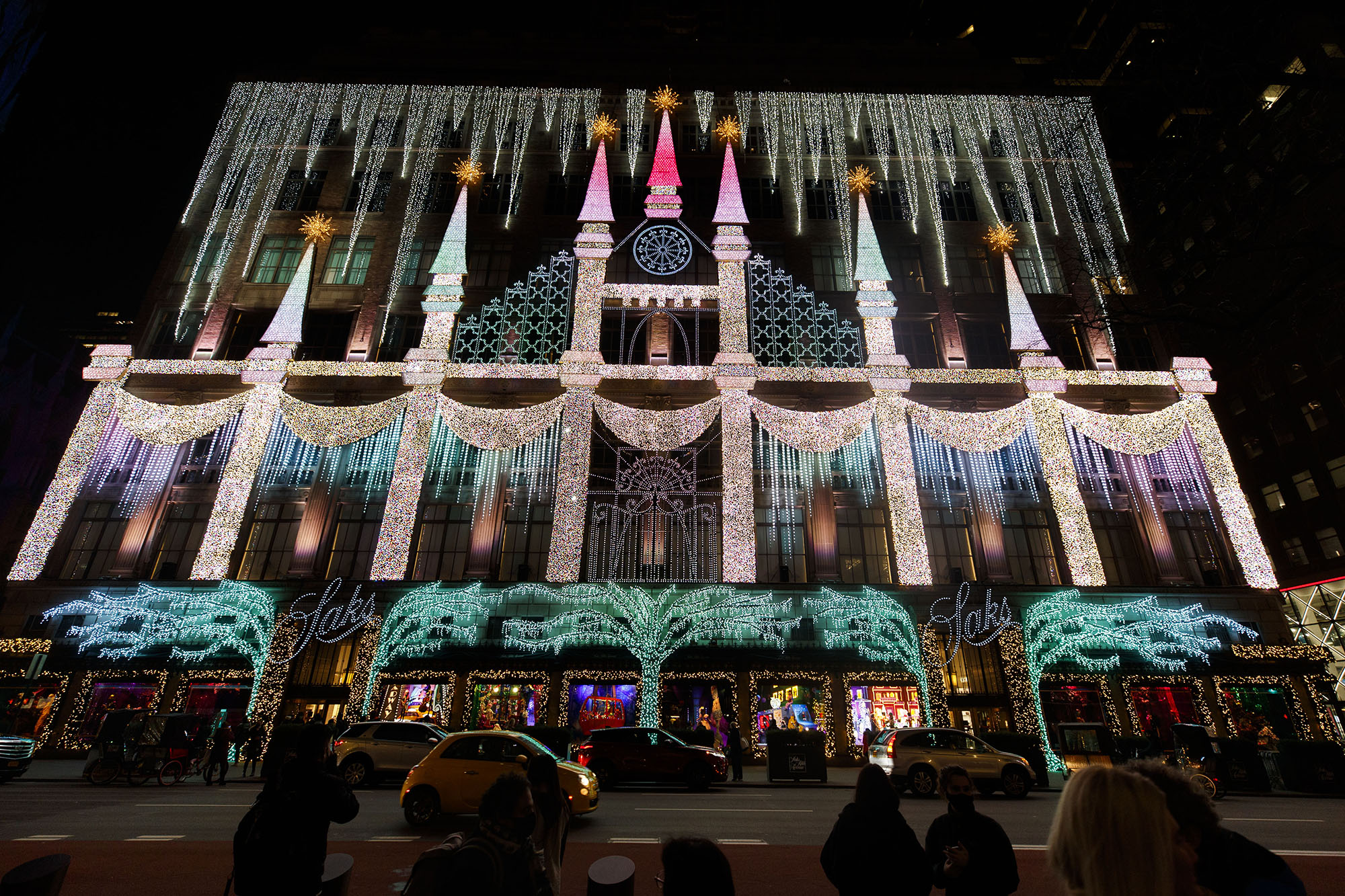 NYC's holiday windows are a glittering homage to hope