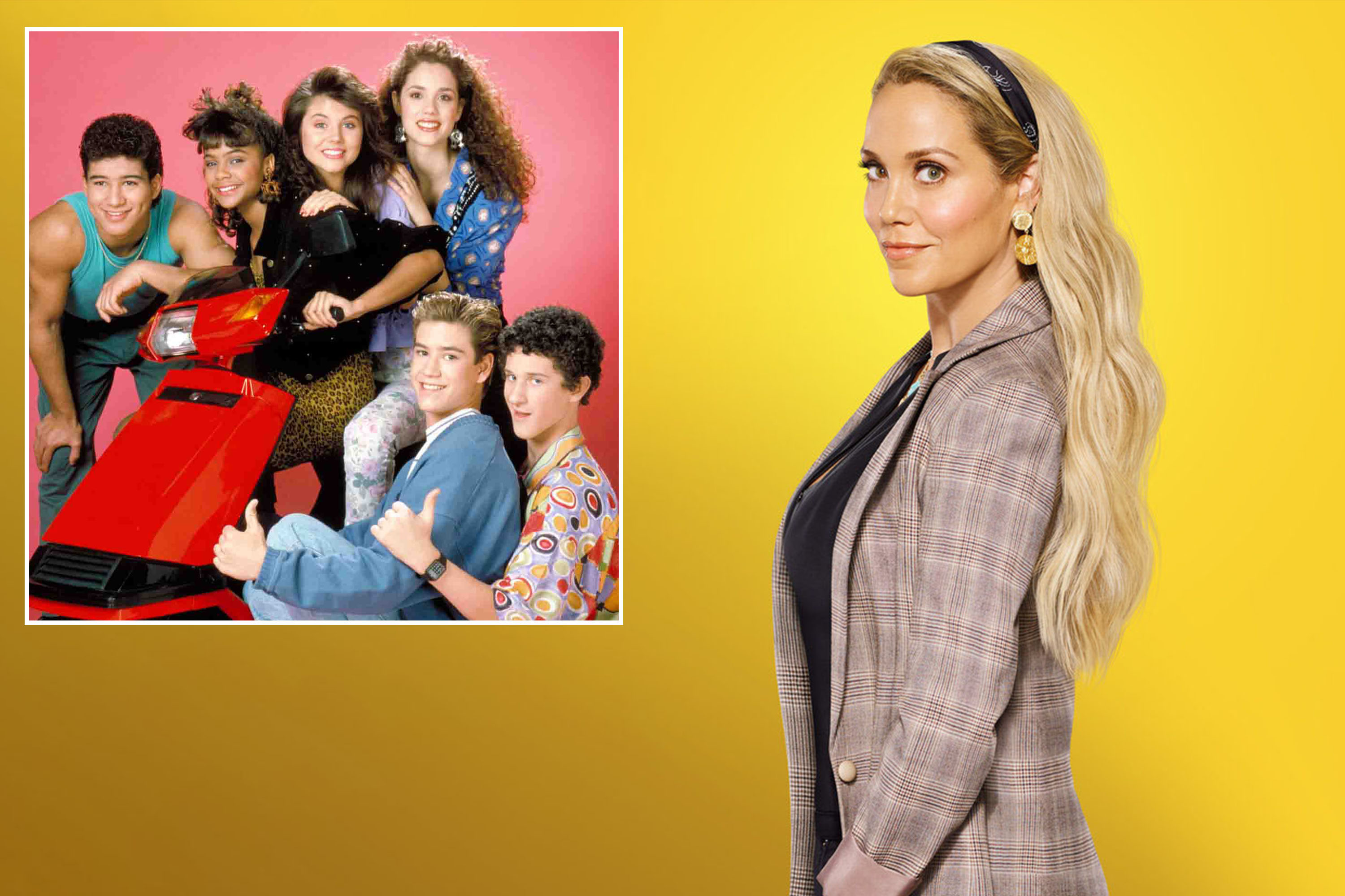 'Saved by the Bell' revival has 'fresh, new vibe'