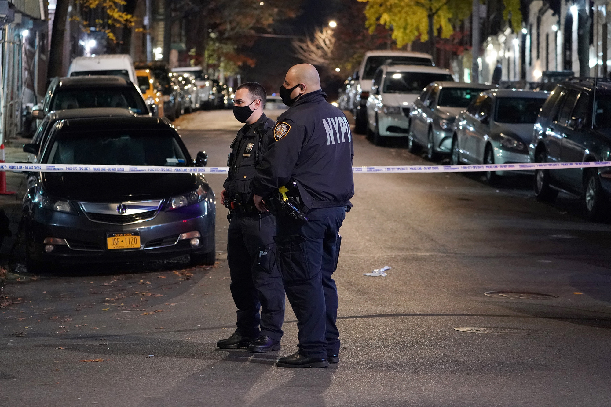 Six hurt in Black Friday, Thanksgiving NYC shootings: cops