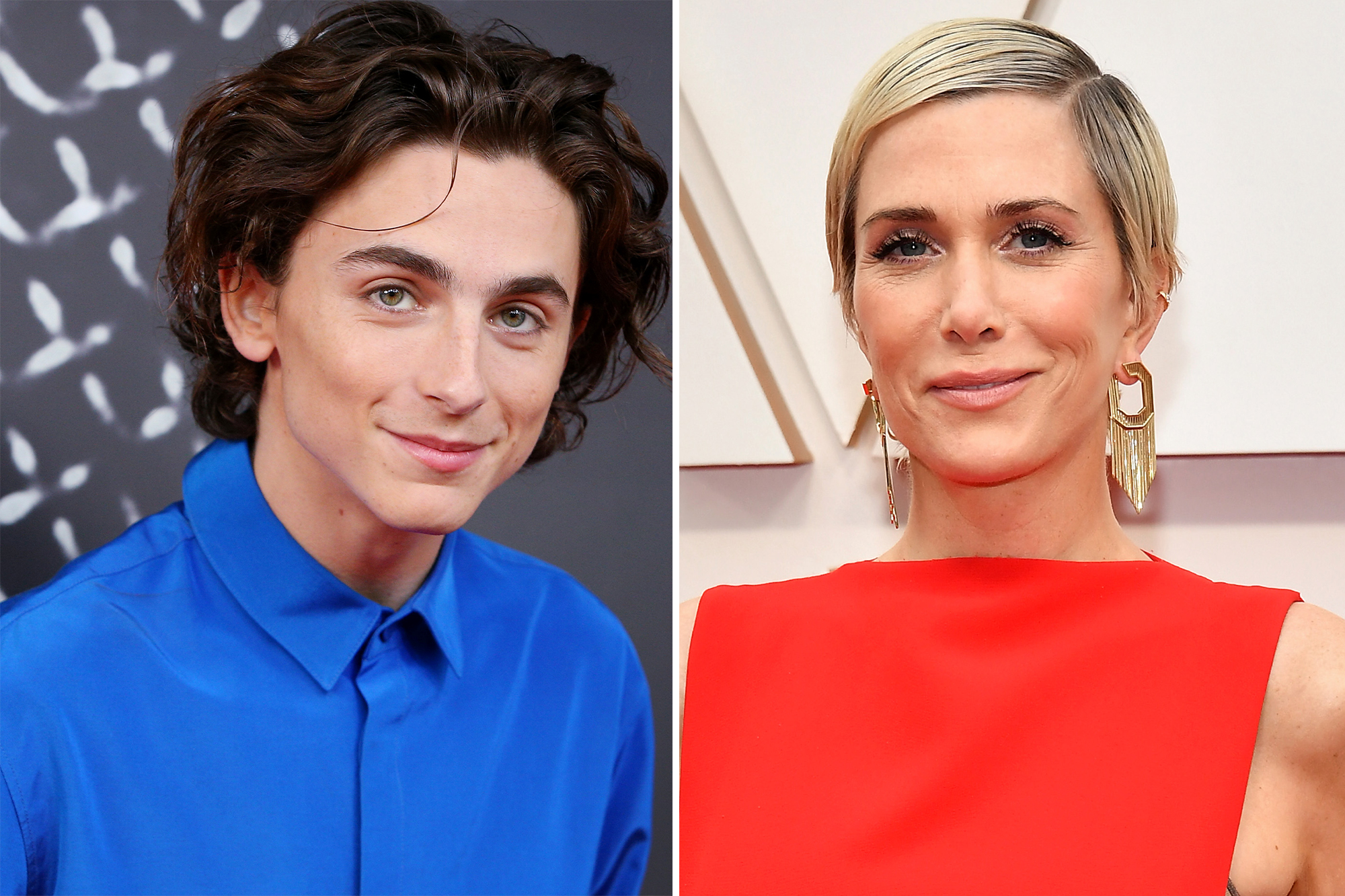 'SNL' announces final 2020 hosts: Kristen Wiig, Timothée Chalamet
