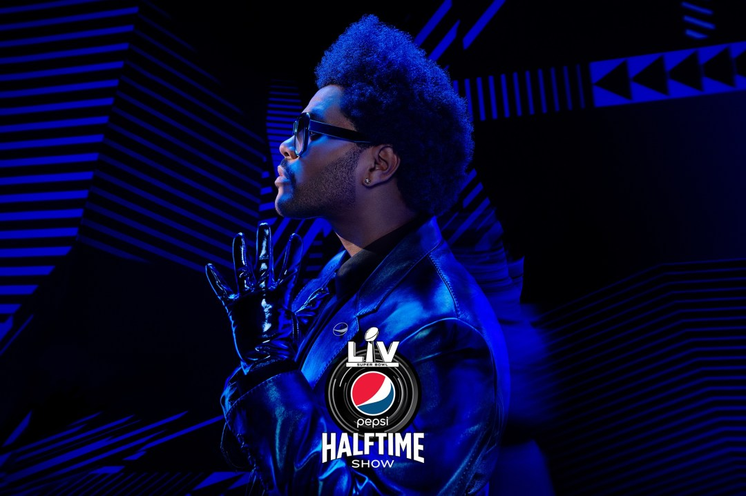 The Weeknd set to perform at the Super Bowl 2021 halftime show