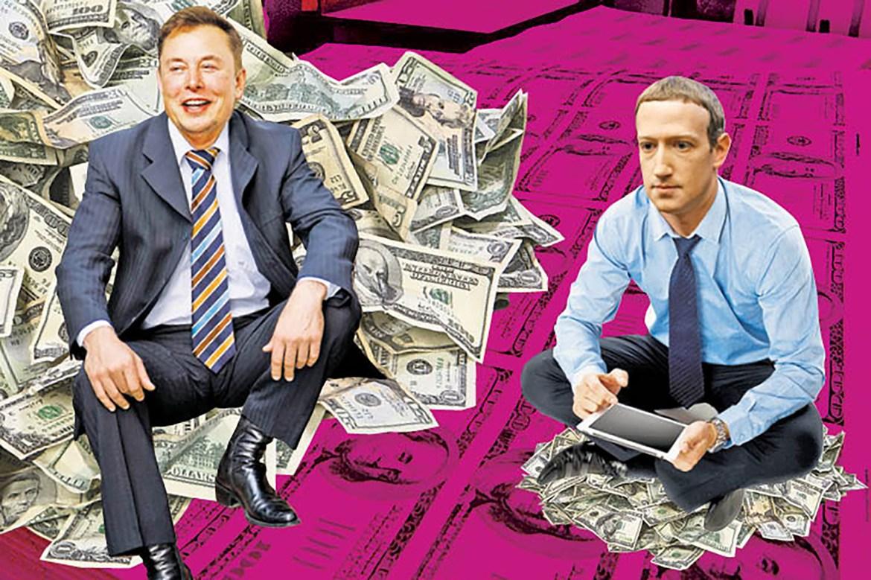 Elon Musk now richer than Mark Zuckerberg as Tesla shares keep surging 1