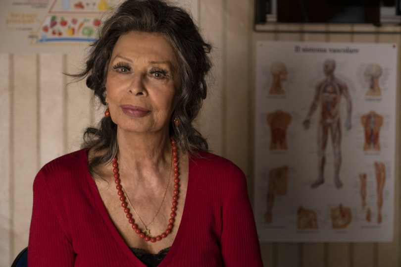 At 86, Sophia Loren is better than ever